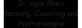 Dr. Ingar Abels - Beratung, Coaching und Psychotherapie